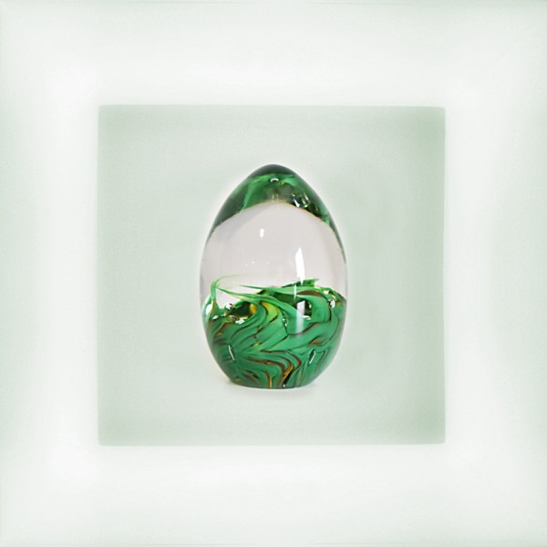 "Egg ""Freestyle"" green and..."