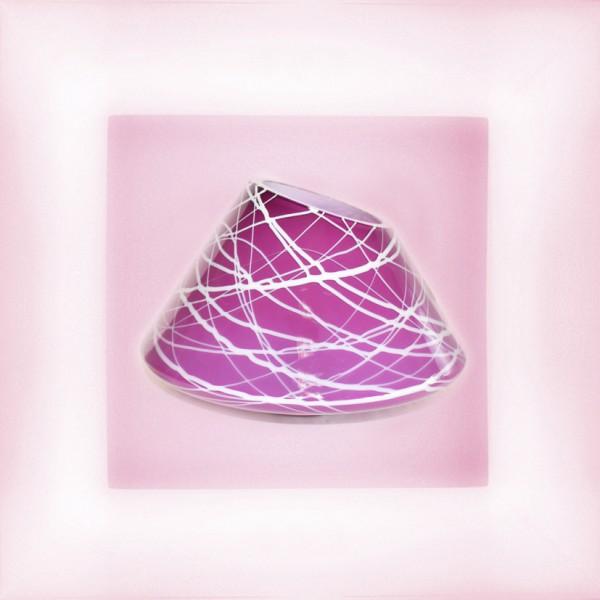 "Lamp Galaxy ""Abstract"" purple"