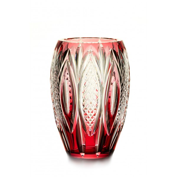 Pink Aventine vase