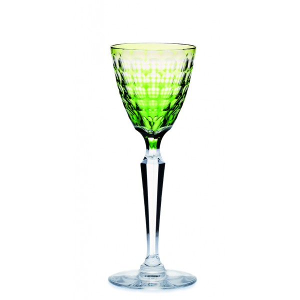 Kaleido white wine glass