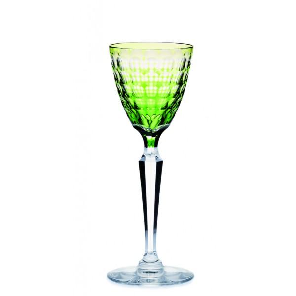Kaleidoglas voor witte wijn