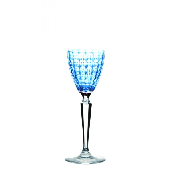 Kaleido liqueur glass