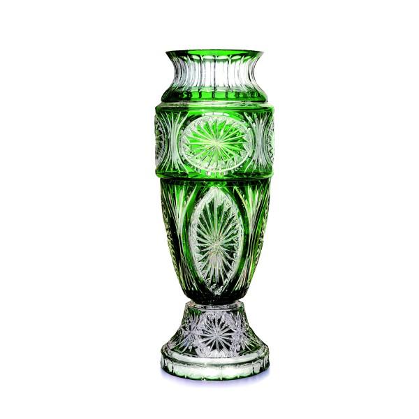 La Victoire vase Eole cut