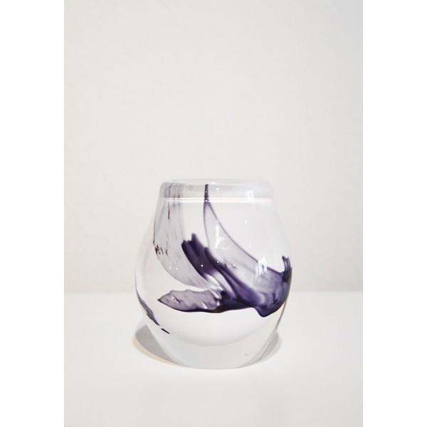 "Vase ""Freestyle"" Blanc et..."