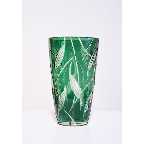 "vase Armada green ""amazone"""