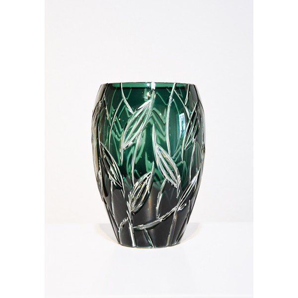 "Vase aventin vert ""amazone"""