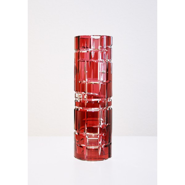 Vase Altena rouge
