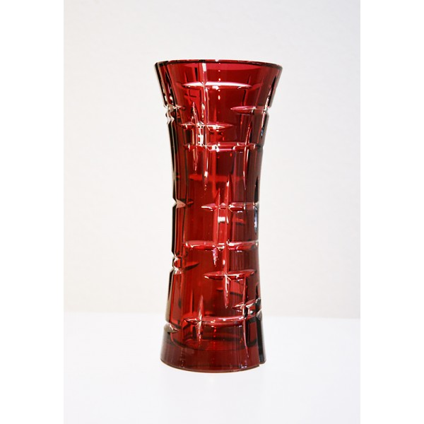 "Vase Julie red ""Hommage..."