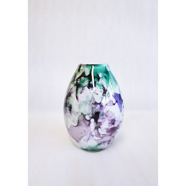 "Vase ""Freestyle"" tricolor"