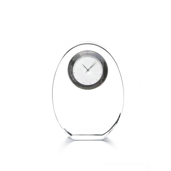 Horloge ovale